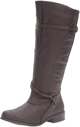 Co Brinley Women's Olive-Xwc Riding Boot