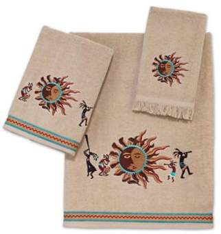 Southwest Sun Hand Towel