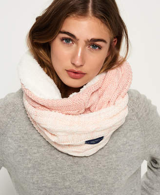 Superdry Ombre Clarrie Snood