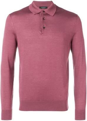 Ermenegildo Zegna slim-fit polo shirt