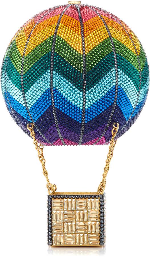 Judith Leiber Couture Hot Air Balloon Clutch