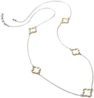 Amrita Singh Clover Crystal Station Necklace