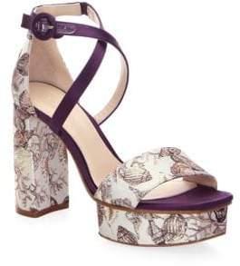 Stuart Weitzman Carla Platform Sandals