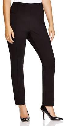Nic+Zoe Plus Slim Ponte Pants