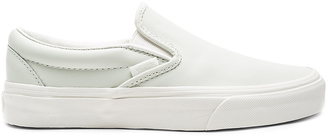 Vans Classic Slip-On Sneaker $60 thestylecure.com