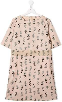 Marni TEEN printed dress