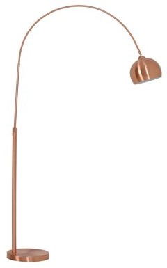 "Light & Living Forsyth Rose 77.5"" Arc Floor Lamp Light & Living"