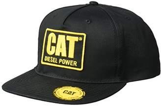 Caterpillar Men's Diesel Power Flat Bill Cap
