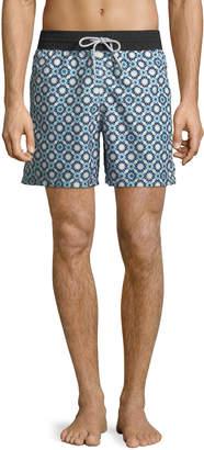 Blueport Swim Jerez Kaleidoscope Swim Shorts