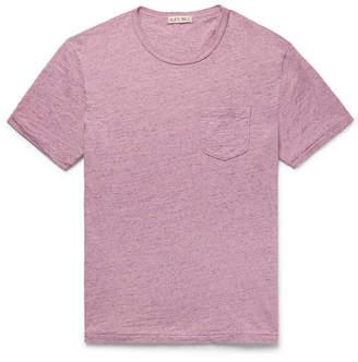 Alex Mill Mélange Slub Cotton-Jersey T-Shirt