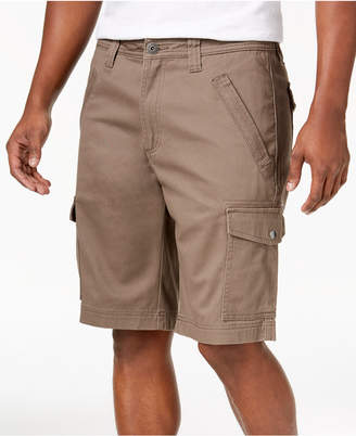 """INC International Concepts I.n.c. Men's Shook Cargo 11"""" Shorts, Created for Macy's"""