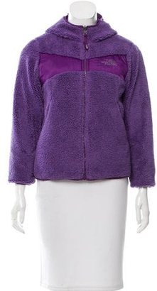 The North Face Textured Hooded Jacket $80 thestylecure.com