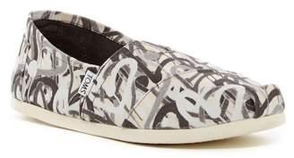 Toms James Goldcrown Classic Slip-On Shoe