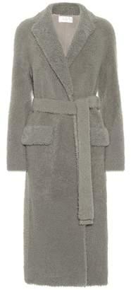 The Row Muto shearling coat