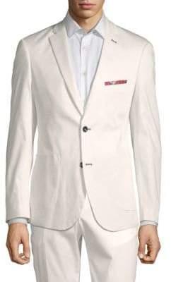 Stretch Cotton Sport Jacket