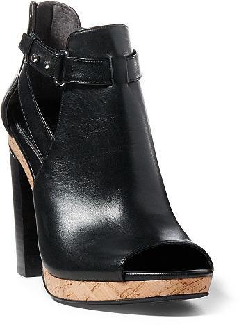 Ralph Lauren Lauren Fiana Leather Sandal