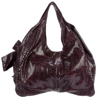 ValentinoValentino Python Nuage Bag