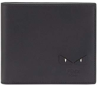 Fendi Bag Bugs bi-fold wallet