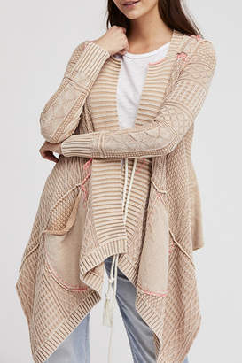 Free People All Washed-Out Cardigan