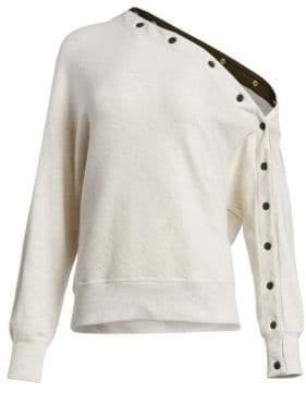 Rag & Bone Kate Modular Sweatshirt
