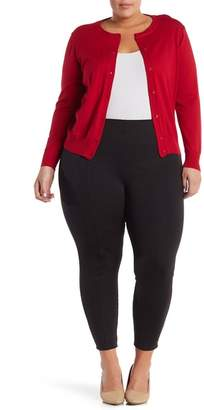 Joe Fresh Essential Ponte Pants (Plus Size)