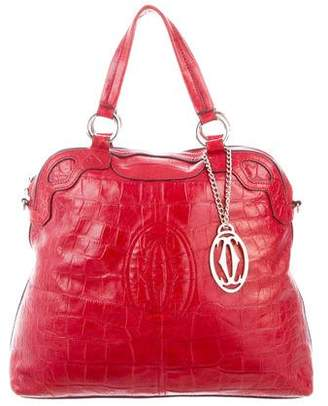 Cartier Marcello de Worldwide Bag