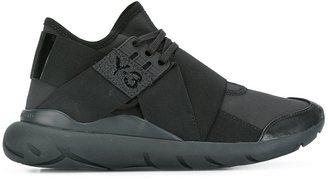 Y-3 'Qasa Elle Lace' sneakers $317.60 thestylecure.com