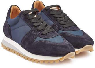 Closed Runner Suede Sneakers