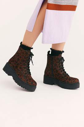 Jeffrey Campbell Sahara Hiker Boot