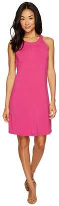 Tommy Bahama Tambour Sleeveless Short Dress Women's Dress