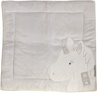 Doudou Et Compagnie Unicorn Playmat, Grey DC3336
