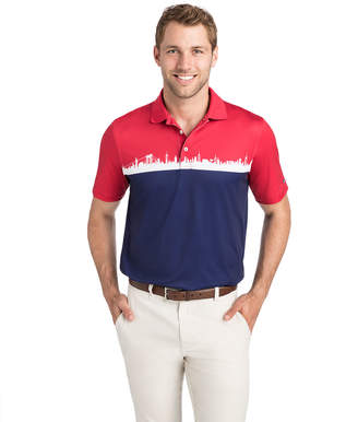 Vineyard Vines NYC Skyline Sankaty Polo