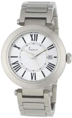 Freelook Women's Quartz Stainless Steel Casual Watch