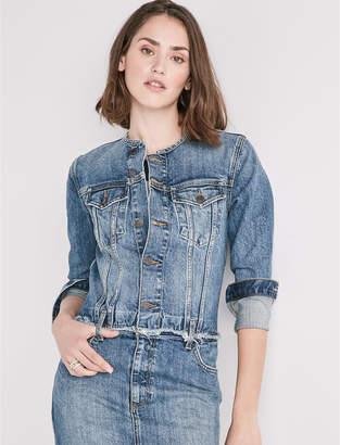 Lucky Brand REMADE TRUCKER DRESS