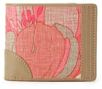 Hiroko Hayashi (ヒロコ ハヤシ) - ヒロコ ハヤシ ZEFFIRO(ゼッフィロ) 二つ折り財布