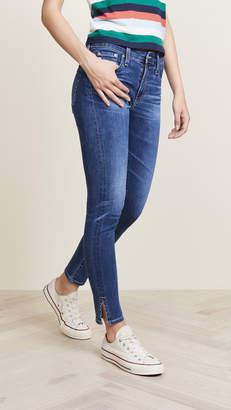AG Jeans The Farrah Anke Skinny Jeans