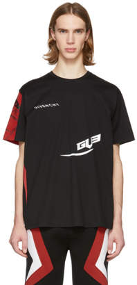 Givenchy Black GV3 Sport T-Shirt