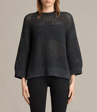 AllSaints Eden Crew Neck Sweater