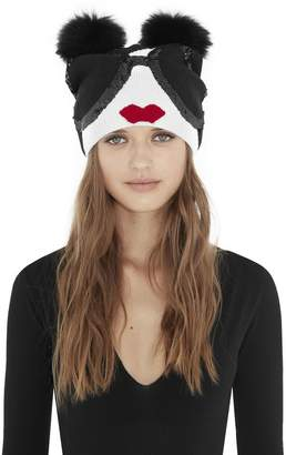 Alice + Olivia (アリス オリビア) - Rinn Chunky Staceface Beanie