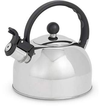 Martha Stewart 1.5-Quart Stainless Steel Tea Kettle