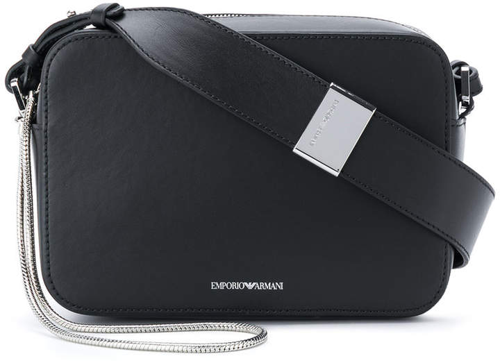 Emporio Armani EMPORIO ARMANI Y3B071YDF6E 80001 Leather/Fur/Exotic Skins->Calf Leather