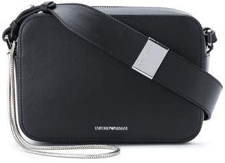 Emporio Armani chain tassel camera bag