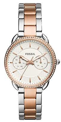 Fossil Women's 'Tailor' Quartz Stainless Steel Casual Watch