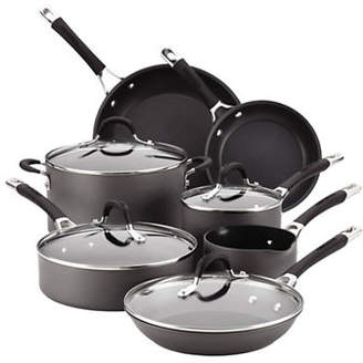 Circulon Momentum Hard Anodized 11-Piece Cookware Set