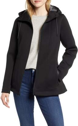 Kenneth Cole New York Hooded Scuba Jacket