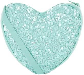 Wild & Gorgeous Sequin Heart Bag