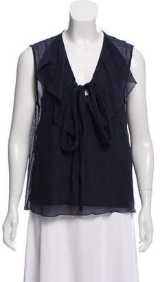 See by Chloe Sleeveless Knit Top