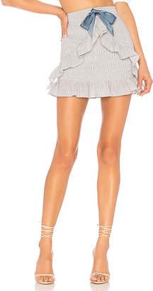 Privacy Please Roselle Mini Skirt