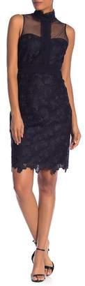 Nanette Lepore NANETTE Lace Sheath Dress