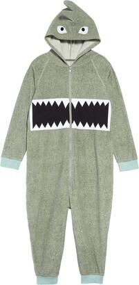 Tucker + Tate Dino Animal One-Piece Pajamas